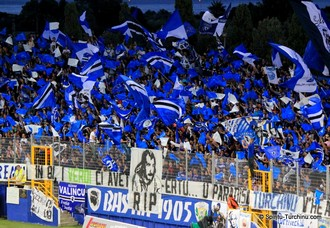 Match SC Bastia - AS Saint-Etienne
