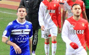 Match AS Monaco - SC Bastia