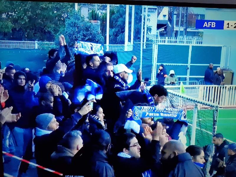 Bastia victorieux à Bobigny ! - Spiritu-Turchinu