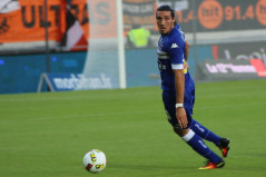 Enzo Crivelli. Photo: SC Bastia